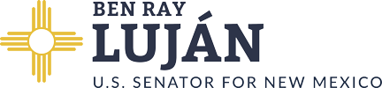 Senator Ray Lujan logo